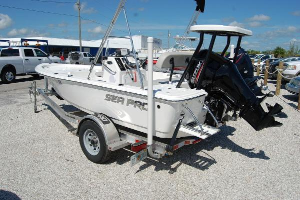 2019 Sea Pro boat for sale, model of the boat is 172 & Image # 2 of 10
