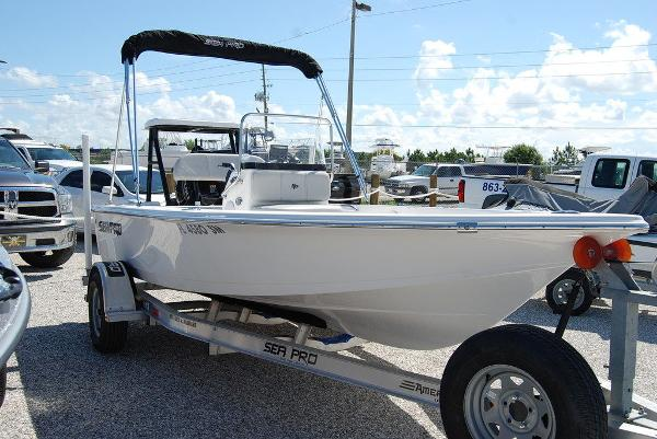 2019 Sea Pro boat for sale, model of the boat is 172 & Image # 4 of 10