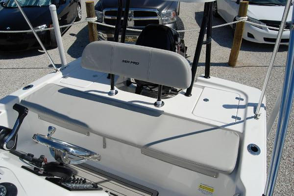 2019 Sea Pro boat for sale, model of the boat is 172 & Image # 9 of 10
