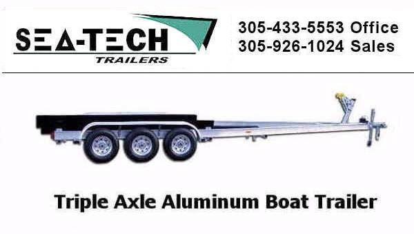2021 SEA TECH Triple Axle