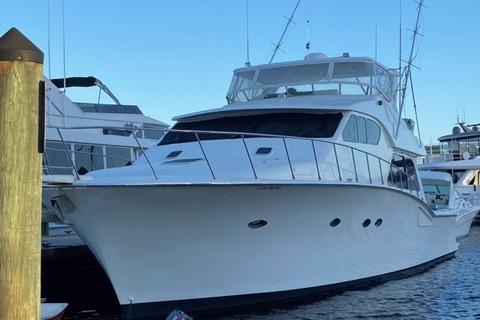 Picture Of:  61' Mikelson 61 Sportfisher 2001Yacht For Sale | 3 of 32