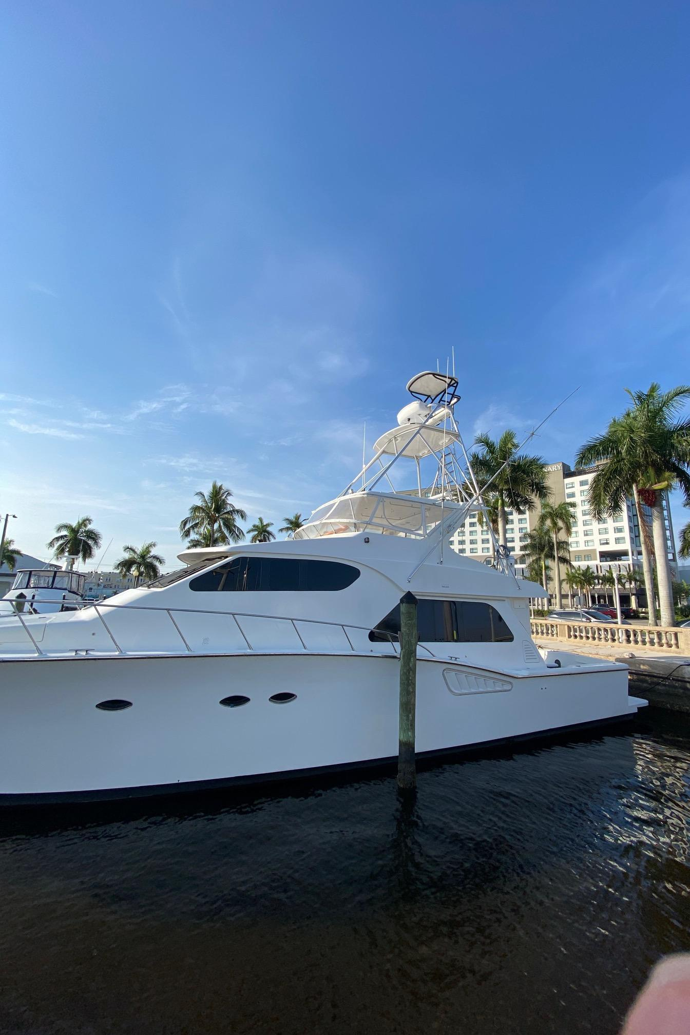 Picture Of:  61' Mikelson 61 Sportfisher 2001Yacht For Sale | 38