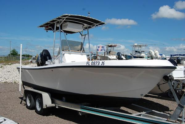1997 Mako boat for sale, model of the boat is 191CC & Image # 1 of 12