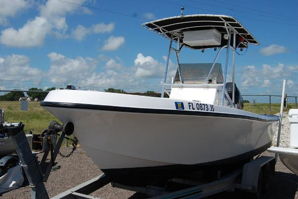 1997 Mako boat for sale, model of the boat is 191CC & Image # 2 of 12