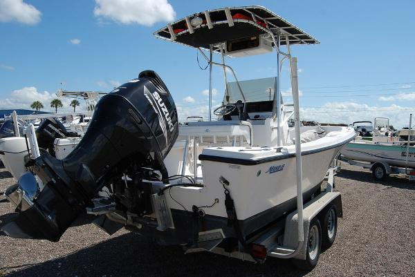 1997 Mako boat for sale, model of the boat is 191CC & Image # 3 of 12