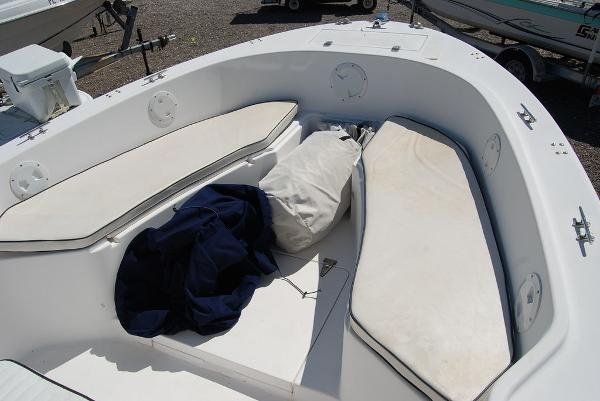 1997 Mako boat for sale, model of the boat is 191CC & Image # 4 of 12