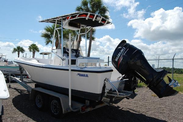 1997 Mako boat for sale, model of the boat is 191CC & Image # 8 of 12