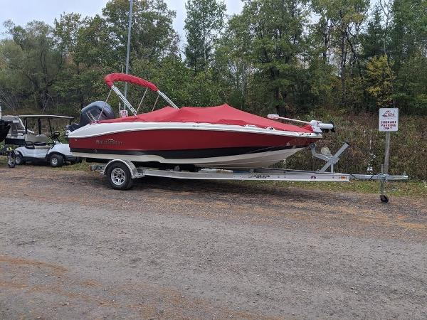 2017 Nautic Star boat for sale, model of the boat is 20' SC & Image # 1 of 12