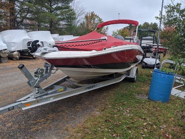 2017 Nautic Star boat for sale, model of the boat is 20' SC & Image # 5 of 12