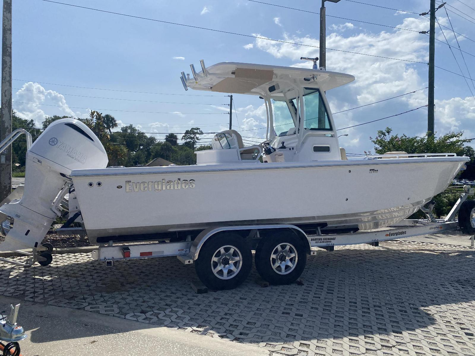 2020 EVERGLADES BOATS 273CC