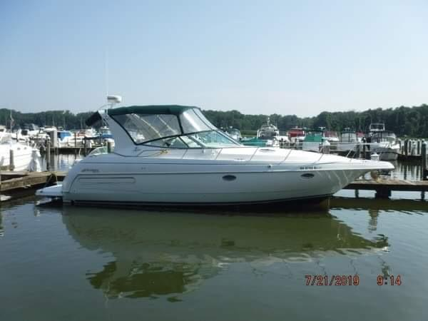 1997 CRUISERS YACHTS 3570 Esprit
