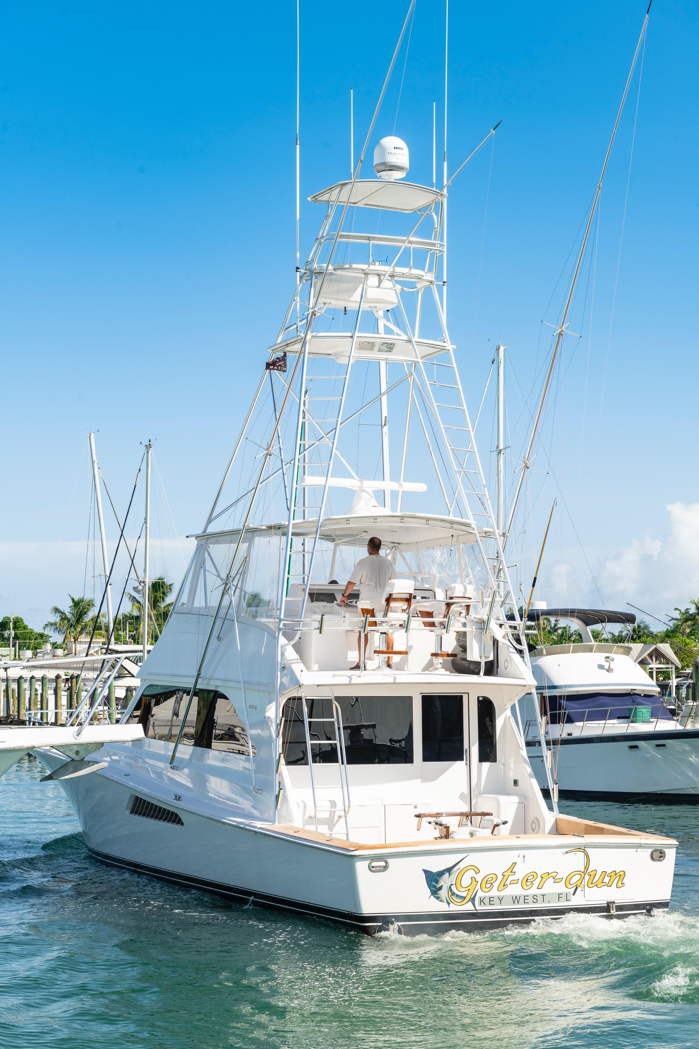 Picture Of:  55' Viking Convertible 2000Yacht For Sale   36