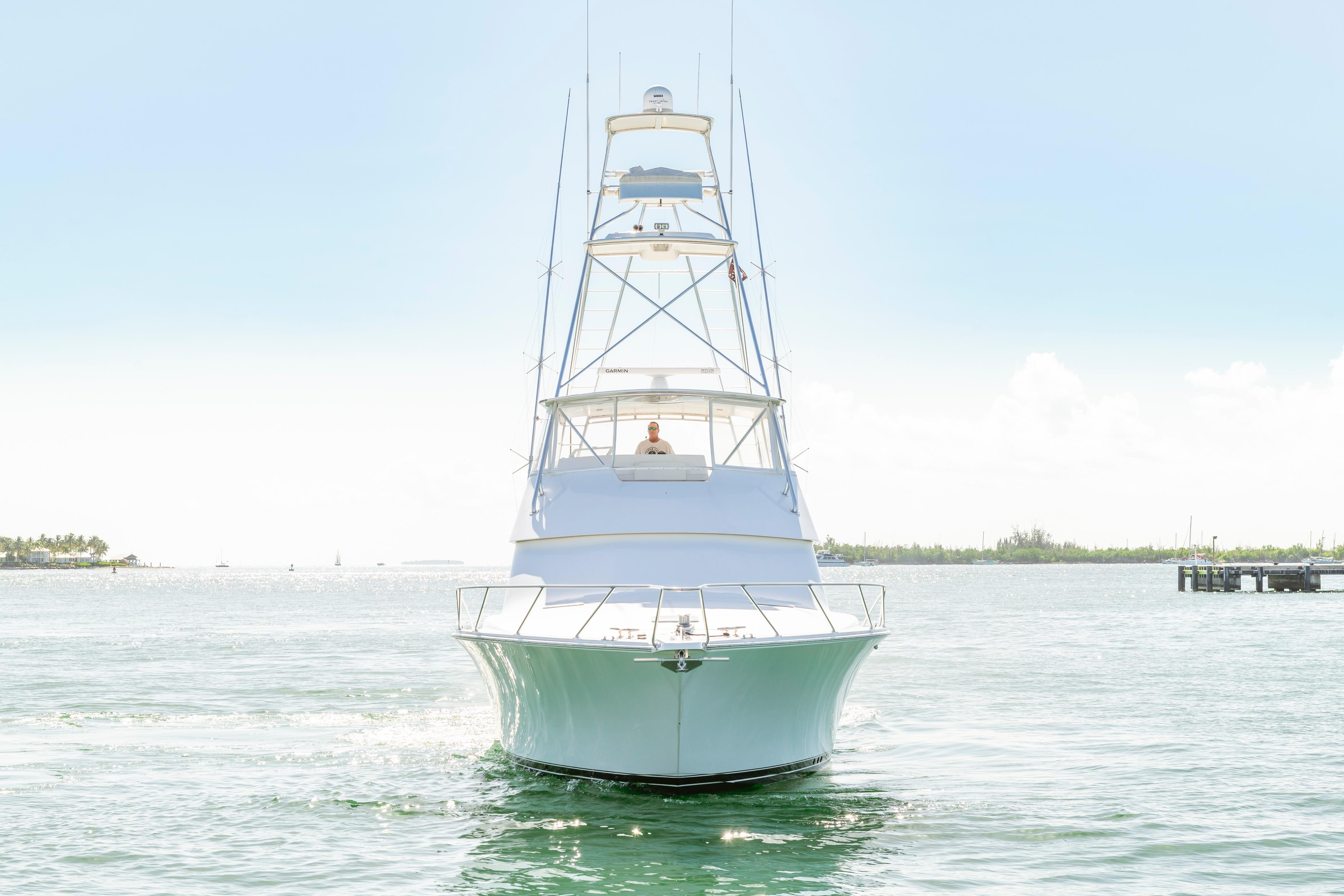 Picture Of:  55' Viking Convertible 2000Yacht For Sale   4 of 36