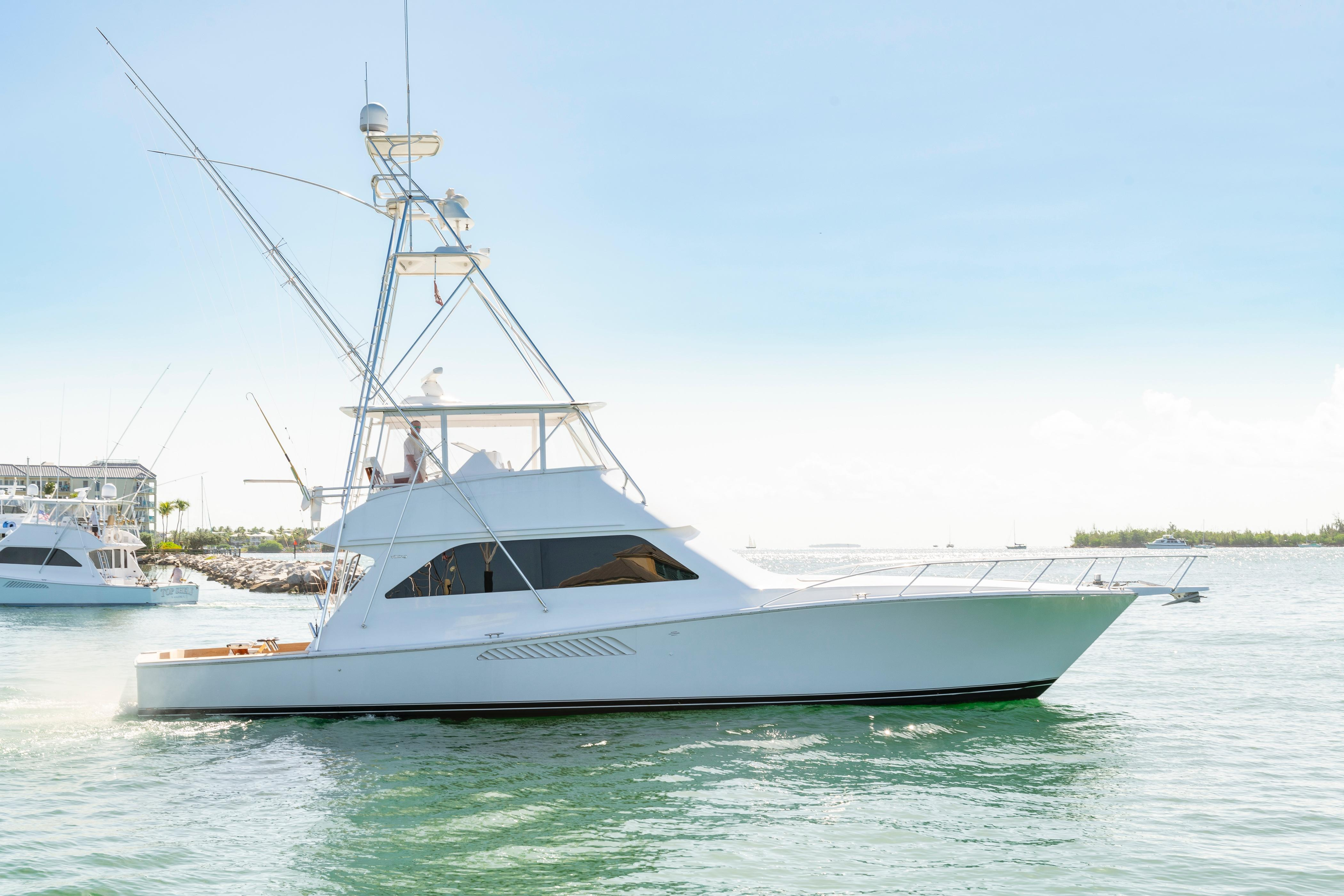 Picture Of:  55' Viking Convertible 2000Yacht For Sale   3 of 36