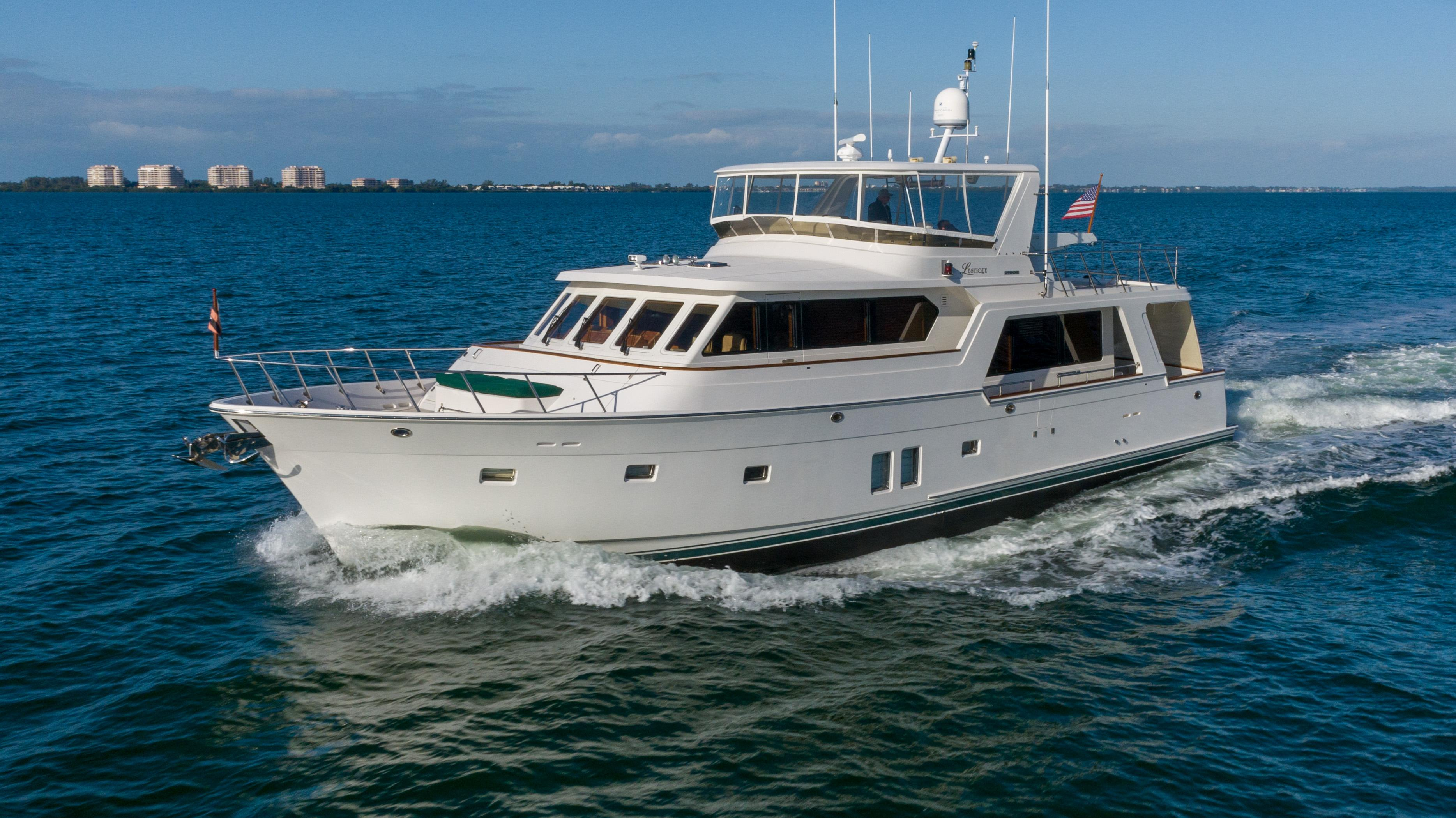 64' Offshore Yachts 2009