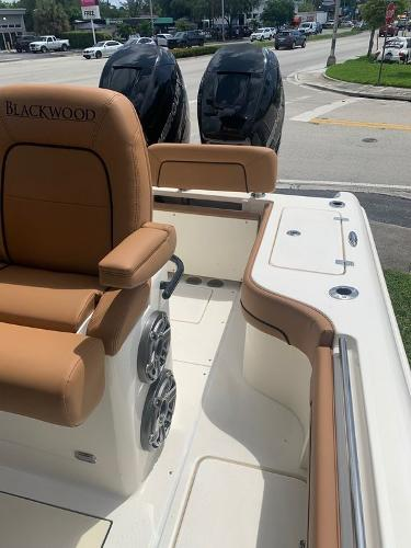 2021 Blackwood boat for sale, model of the boat is 27 & Image # 16 of 28