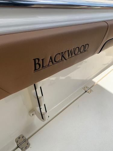 2021 Blackwood boat for sale, model of the boat is 27 & Image # 25 of 28