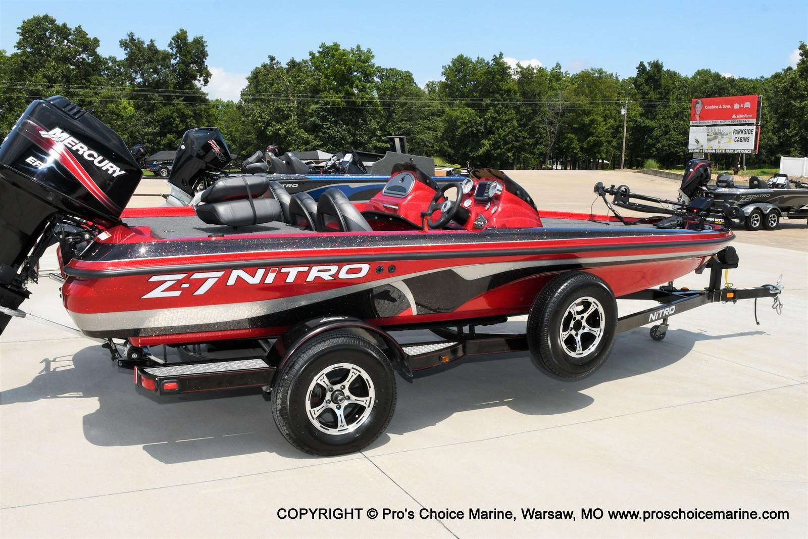 2009 Nitro boat for sale, model of the boat is Z-7 & Image # 17 of 50