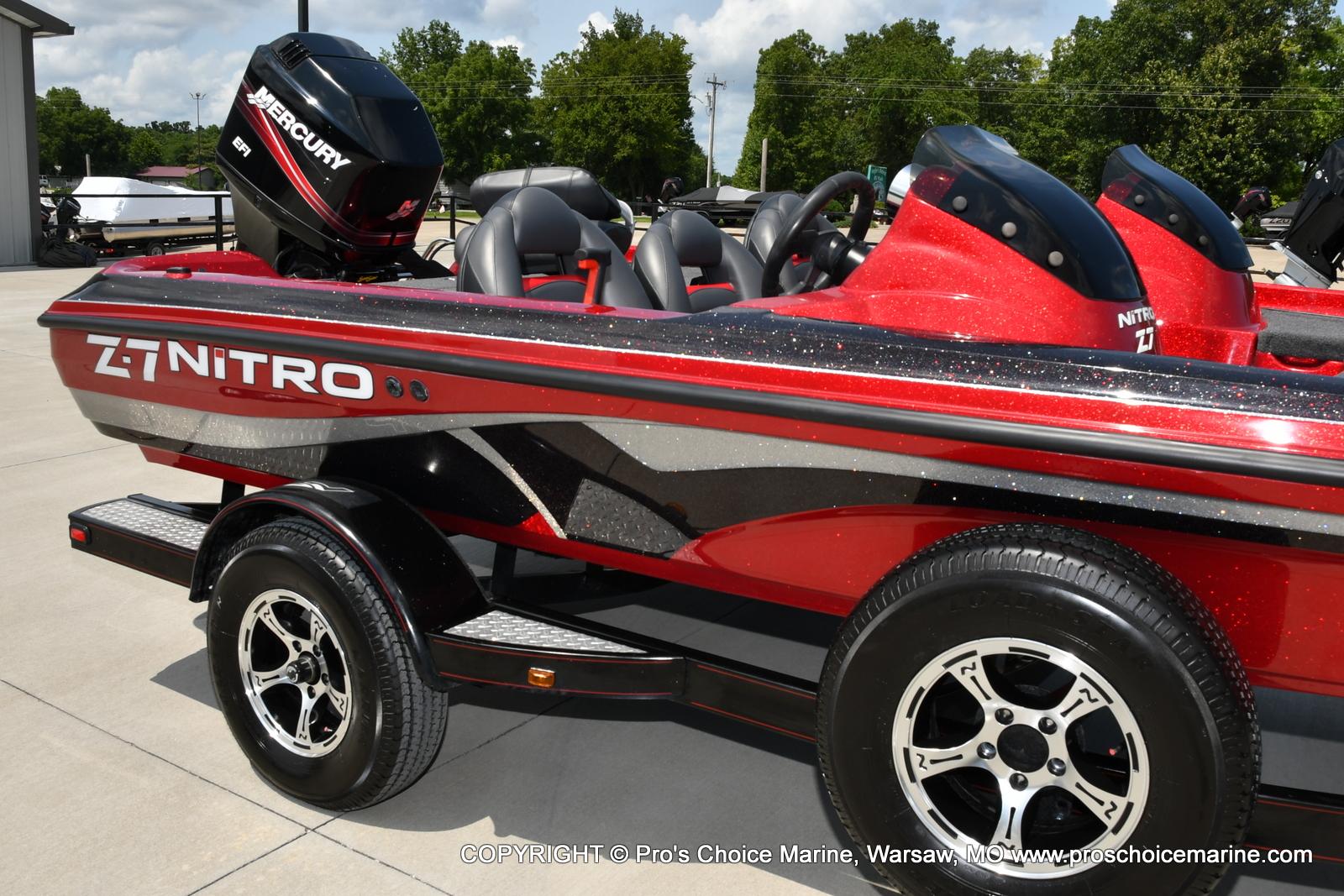 2009 Nitro boat for sale, model of the boat is Z-7 & Image # 4 of 50