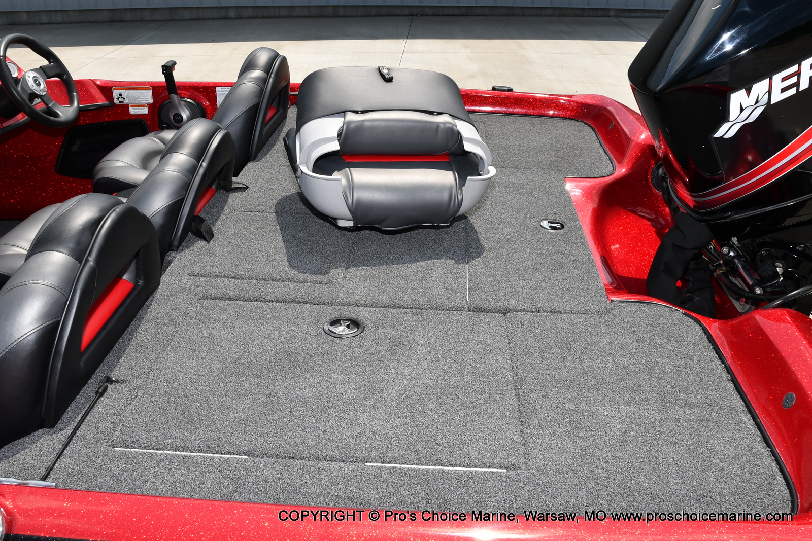 2009 Nitro boat for sale, model of the boat is Z-7 & Image # 8 of 50