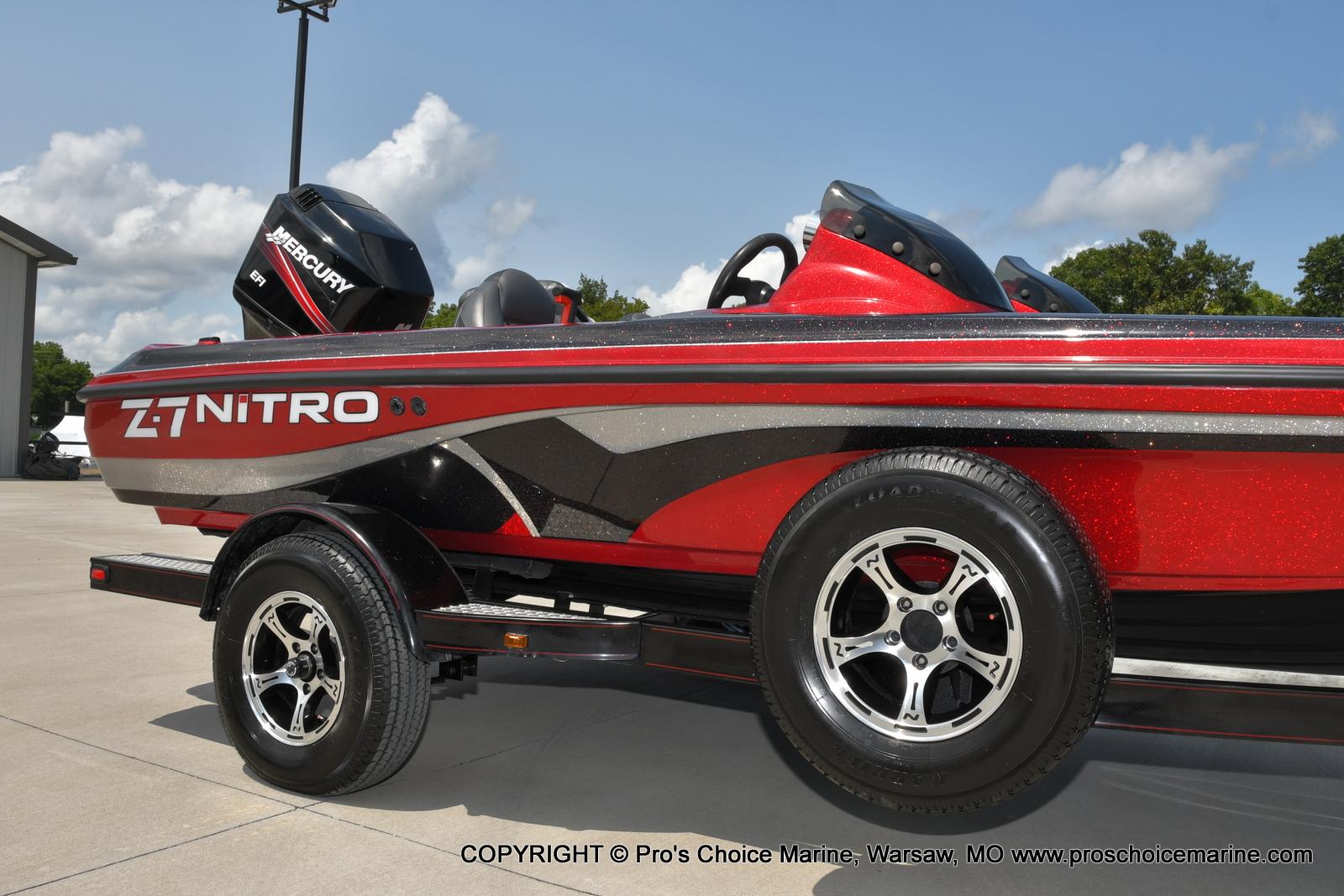 2009 Nitro boat for sale, model of the boat is Z-7 & Image # 38 of 50