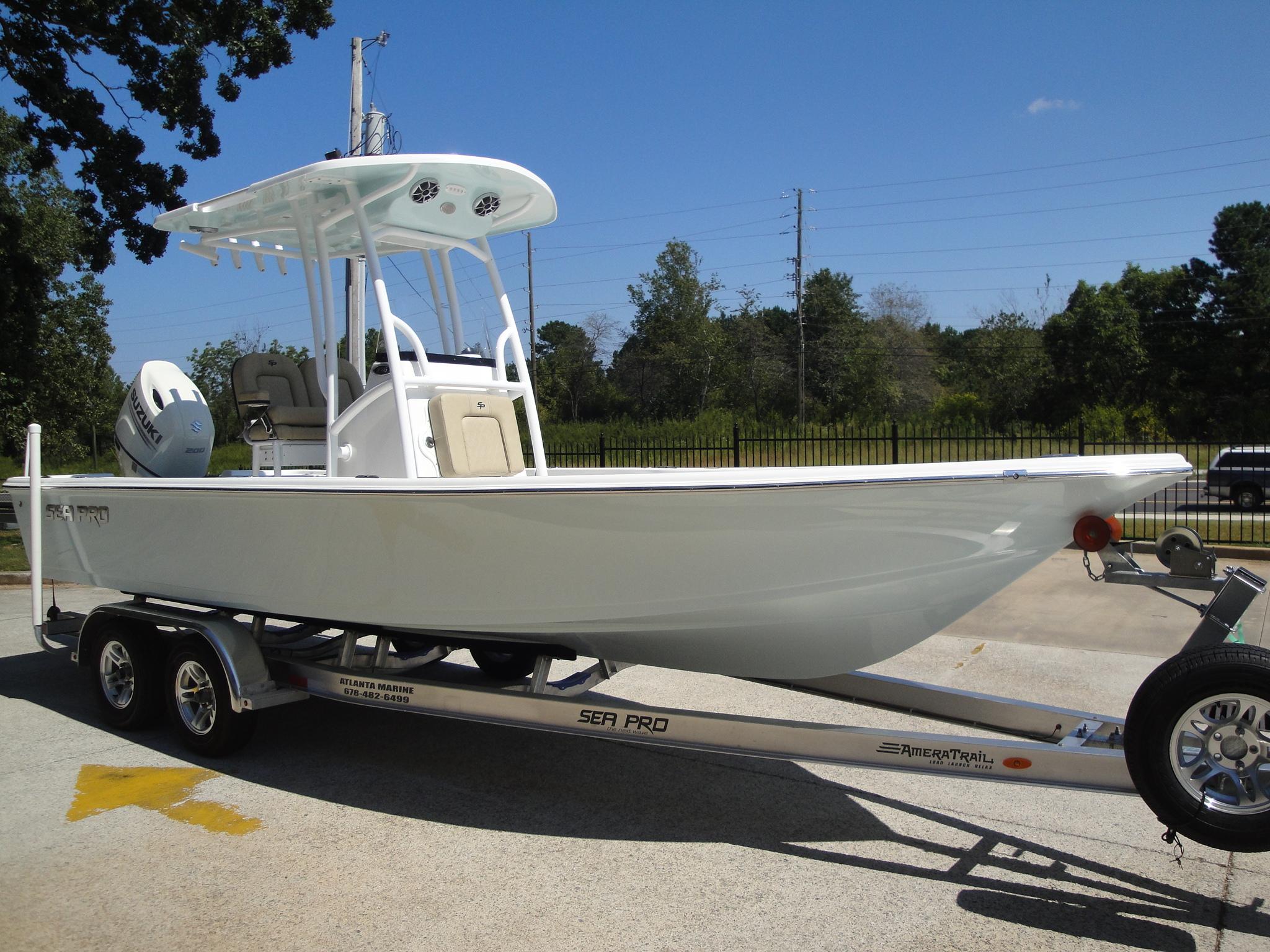 2021 SEA-PRO 228 DLX Bay Series thumbnail