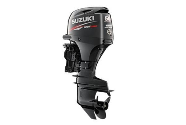 2021 SUZUKI 50 HP 4-stroke