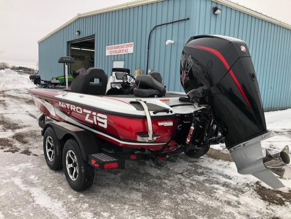 2021 Nitro boat for sale, model of the boat is Z19 Pro & Image # 3 of 29