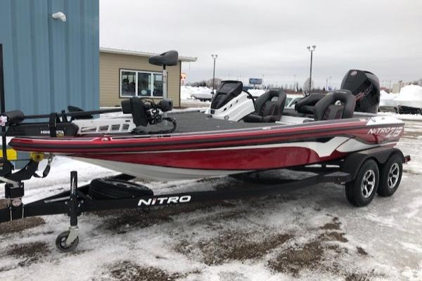 2021 Nitro boat for sale, model of the boat is Z19 Pro & Image # 2 of 29