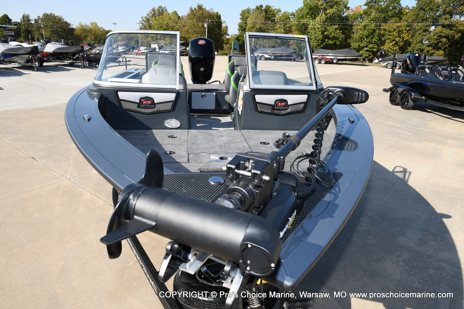 2021 Ranger Boats boat for sale, model of the boat is VX1888 WT w/150HP Pro-XS 4 Stroke & Image # 37 of 50