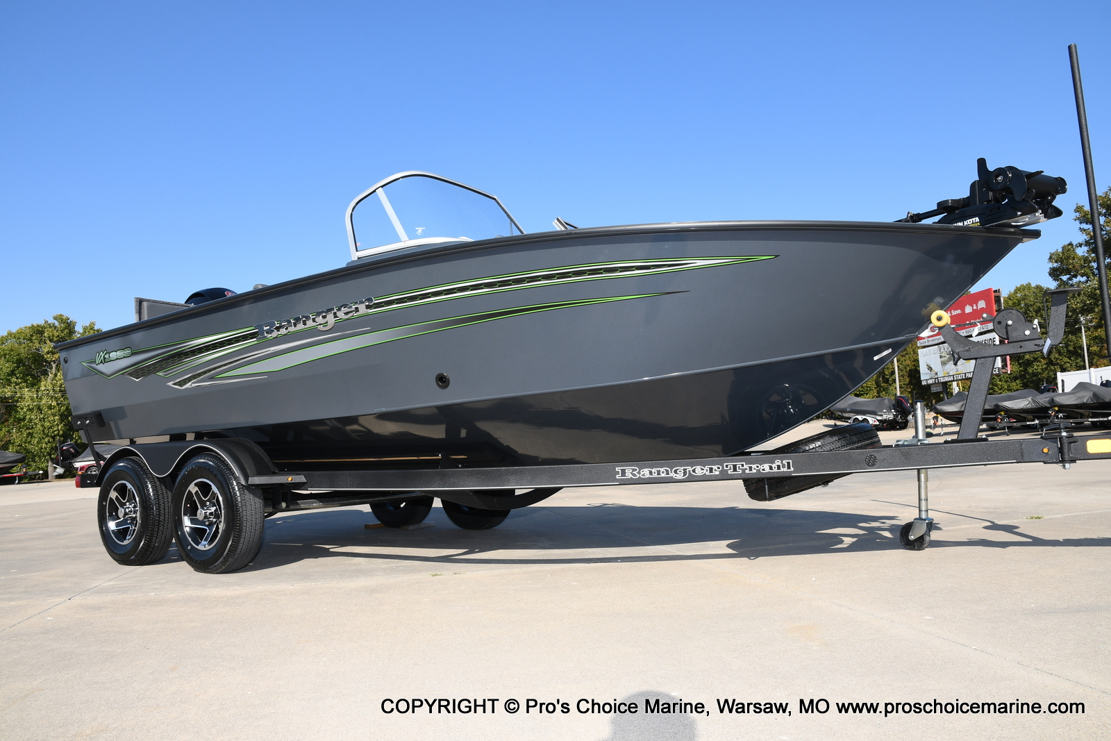 2021 Ranger Boats boat for sale, model of the boat is VX1888 WT w/150HP Pro-XS 4 Stroke & Image # 45 of 50