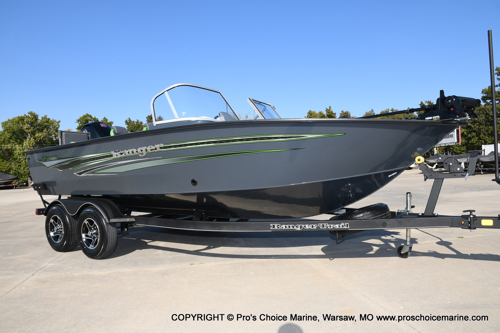 2021 Ranger Boats boat for sale, model of the boat is VX1888 WT w/150HP Pro-XS & Image # 1 of 50