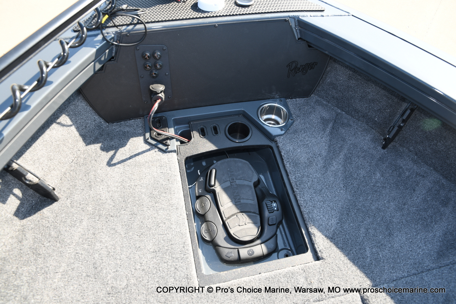 2021 Ranger Boats boat for sale, model of the boat is VX1888 WT w/150HP Pro-XS & Image # 34 of 50