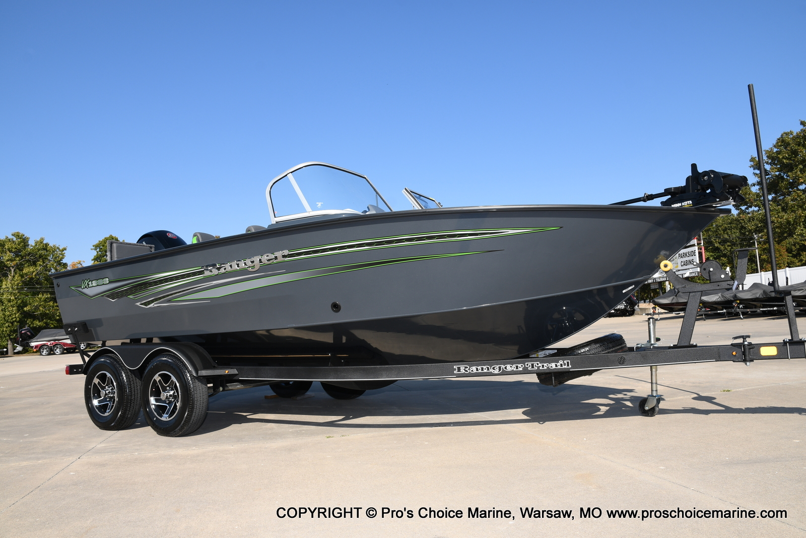 2021 Ranger Boats boat for sale, model of the boat is VX1888 WT w/150HP Pro-XS & Image # 41 of 50