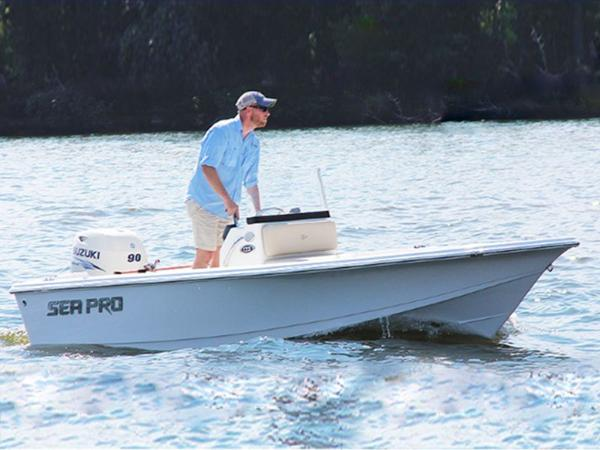 2019 Sea Pro boat for sale, model of the boat is 172 & Image # 1 of 1