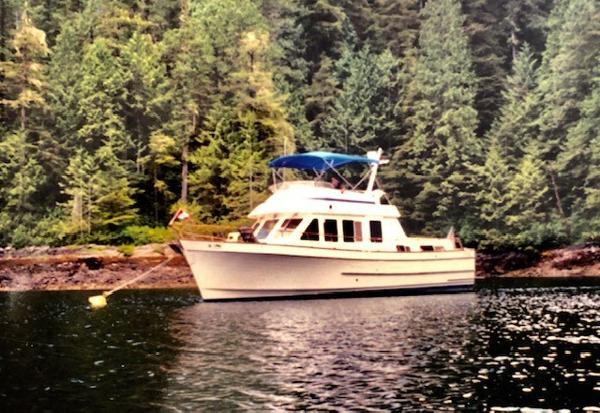 1985 OCEAN ALEXANDER TRI Cabin thumbnail