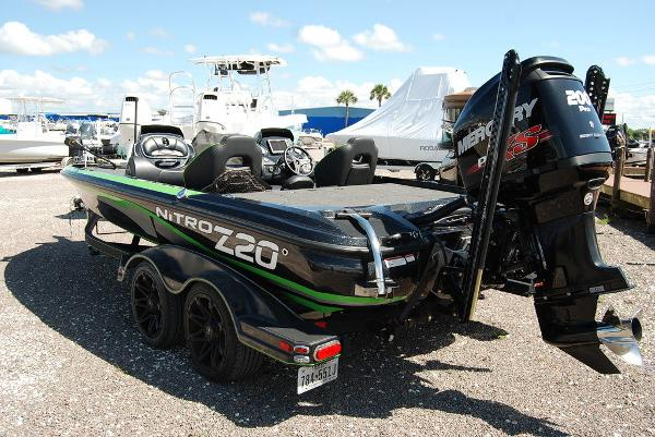 2017 Tracker Boats boat for sale, model of the boat is NITRO Z20 PRO & Image # 9 of 10