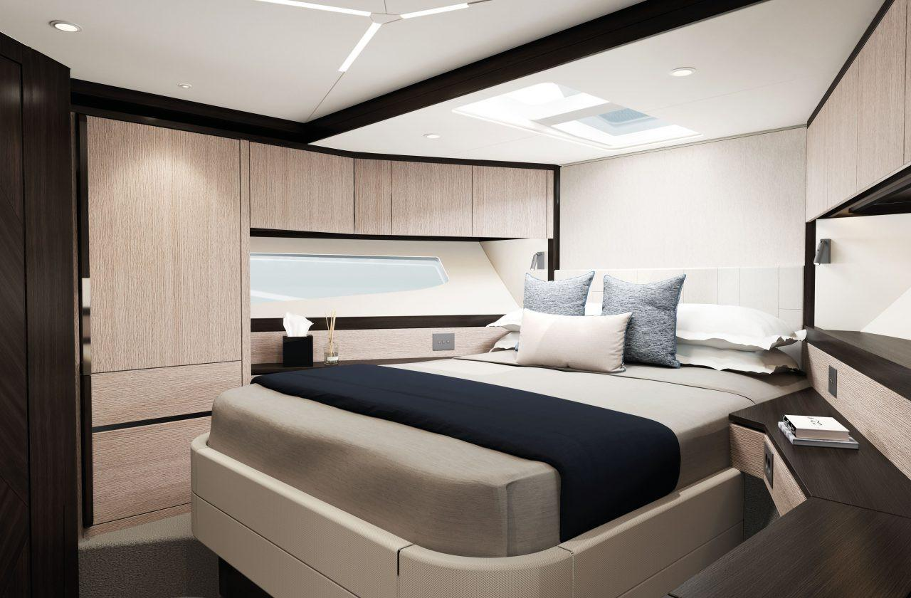 2021 Sunseeker Manhattan 55 #SS329 inventory image at Sun Country Yachts in San Diego