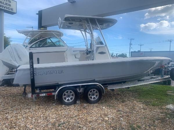 2020 ShearWater boat for sale, model of the boat is 250 CAROLINA BAY XTE & Image # 5 of 11