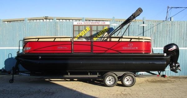 2021 Regency boat for sale, model of the boat is 230 DL3 & Image # 2 of 74
