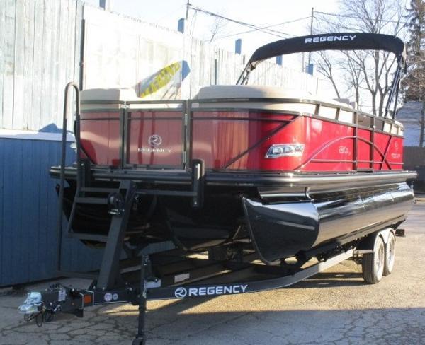 2021 Regency boat for sale, model of the boat is 230 DL3 & Image # 3 of 74