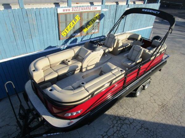 2021 Regency boat for sale, model of the boat is 230 DL3 & Image # 1 of 74
