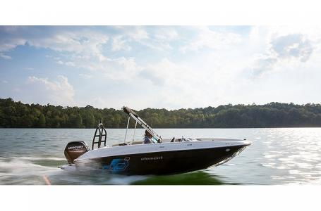2021 Bayliner boat for sale, model of the boat is Element E18 & Image # 4 of 5
