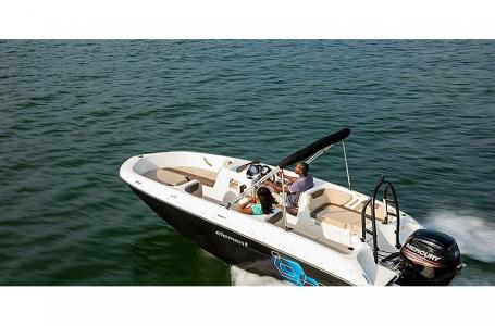 2021 Bayliner boat for sale, model of the boat is Element E18 & Image # 4 of 6