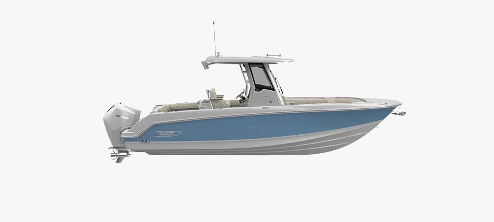 2021 Boston Whaler 280 Outrage #2455083 primary image