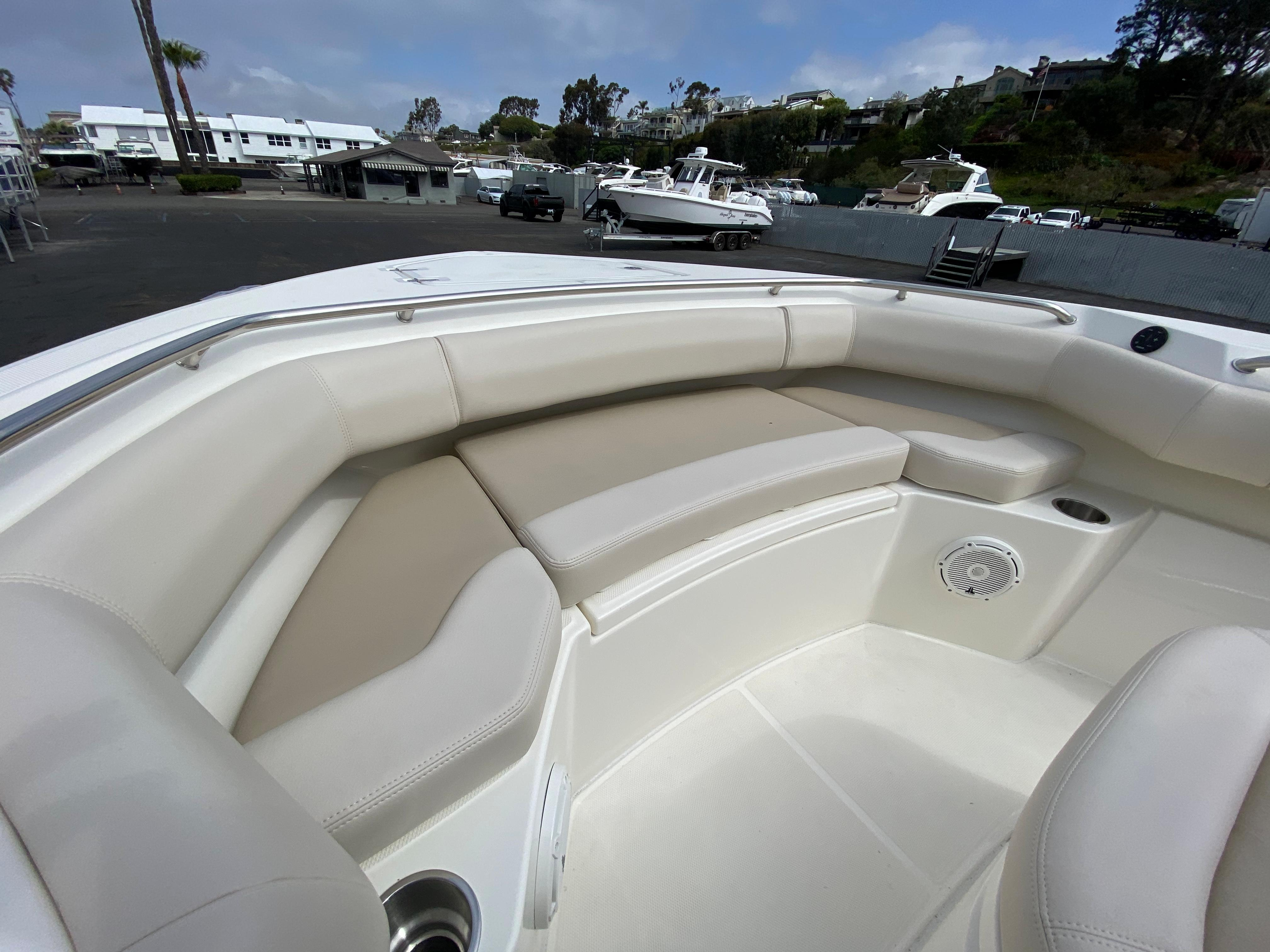 2021 Boston Whaler 280 Outrage #BW1954B inventory image at Sun Country Coastal in San Diego