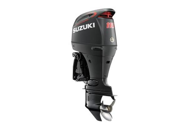 2021 SUZUKI 115 HP 4-stroke 25 inch shaft Sport, Bass image