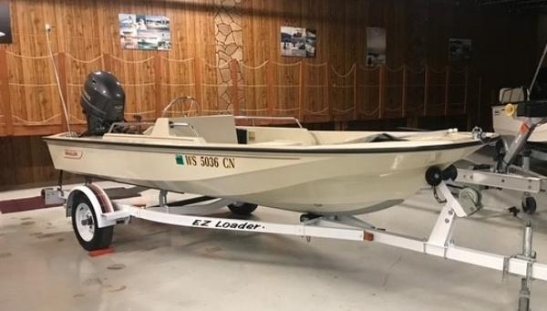 1991 Boston Whaler 15 Sport GLS thumbnail