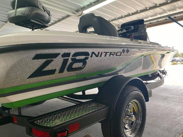 2021 Nitro boat for sale, model of the boat is Z18 & Image # 2 of 6