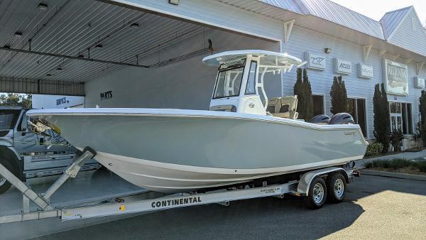 2021 Tidewater 256 CC